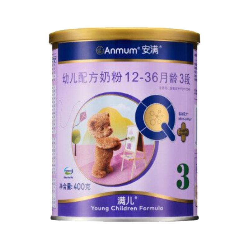 安满400g3段奶粉