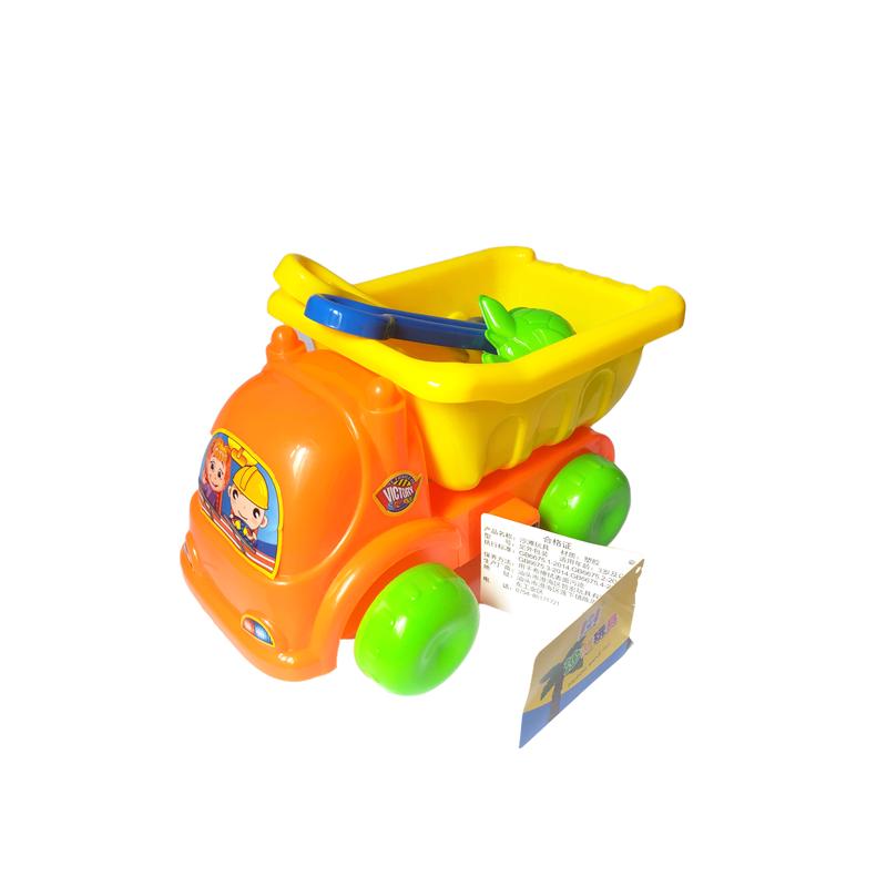 赞宝贝车仔沙滩玩具2361E